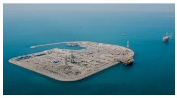 Abu Dhabi Oil fields
