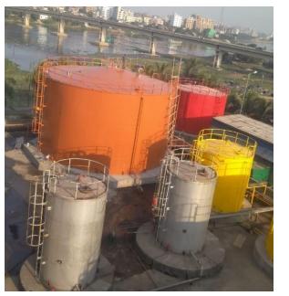 Bangladesh Storage Tank